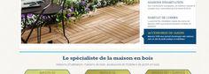 Supprimer    Dernière création de notre agence web ! Maison Sari, le spécialiste de la maison en bois. Sari, Design, Gardens, Web Design, Hobbies, Saree, Saris, Sari Dress