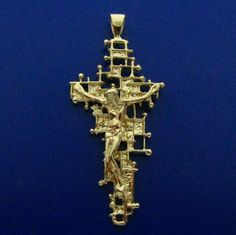 Jeweled Cross Crucifixion by Salvador Dali