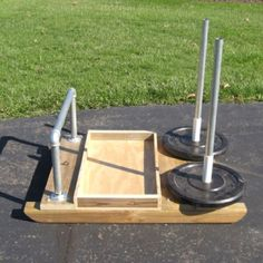 Current DIY prowler sled project