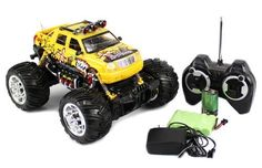 1:16 RC Cadillac Escalade Monster Truck RC Remote Control car with Rechargeable Batteries RTR RC Trucks by Remote Control RC Cadillac Escalade. $44.99. Remote Control Cadillac Escalade, RC cadillac Escalade