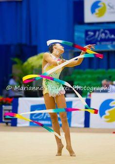 Polina Berezina (Spain), World Cup (Corbeil), 2014