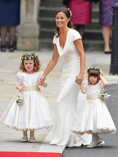 See all the photos from the royal wedding of Catherine (Kate) Middleton to Prince William at Westminster Abbey - Charlene Wittstock, Chelsea Davy, Pippa Middleton Pippa Middleton Bridesmaid Dress, Pippa Middleton Wedding, Carole Middleton, William Kate Wedding, Bride Sister, Prince William And Kate, Royal Weddings, Maid Of Honor, Marie