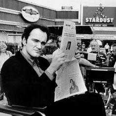 Tarantino leyendo