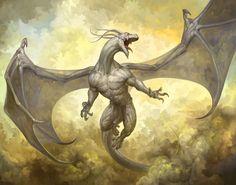 dragon by douzen.deviantart.com on @deviantART