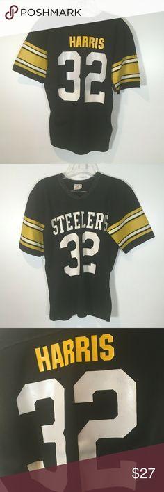 85a1fae0226 [Rawling] Franco Harris Pittsburgh Steelers Jersey Vintage Pittsburgh  Steelers Franco Harris Rawlings jersey.