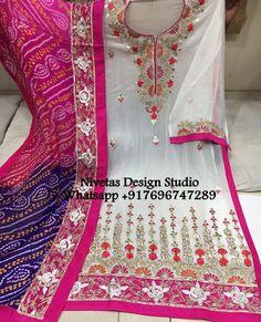 Salwar  Suit @nivetas  Query  Whatsapp:-  +917696747289  E-mail:- nivetasfashion@gmail.com