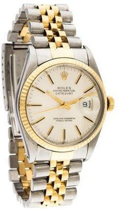 dce111a4e2be50 Rolex Date swiss-automatic mens Watch 15200 (Certified Pre-owned). Planet  of Watches