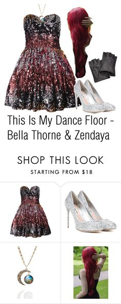 """""""Think they're better // Beta tested // Alphabetically perfected // So hot it's boiling over // Just to give you full disclosure"""" by sjc1999 ❤ liked on Polyvore featuring Rare London, Miu Miu, Fad Treasures, Karl Lagerfeld, zendaya, BellaThorne and thisismydancefloor"""