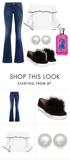 """""""LOOOVEE"""" by ebba-gustafsson-03 on Polyvore featuring Dondup, Steve Madden and Ralph Lauren"""