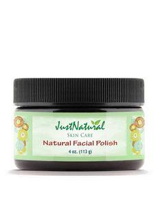 Natural Facial Polish