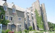 Hammond Castle -- Gloucester, Massachusetts- is a Medieval-style castle located…