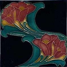 www.porteoustiles.co.nz art-nouveau-tiles V70B-lg.jpg