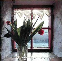 Curtain Styles That Work in Harmony With Your Home Pelmet Designs, Curtain Designs, Window Swags, Curtain Styles, Windows, Curtains, Period, Plants, Image