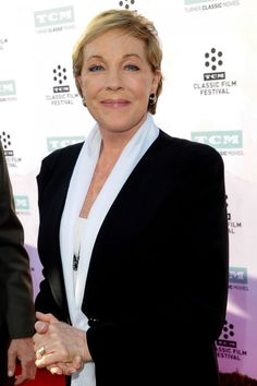 """Actress Julie Andrews attends the 2015 TCM Classic Film Festival's opening night gala for the 50th Anniversary of """"The Sound Of Music"""" on March 26, 2015 in Hollywood, California."""