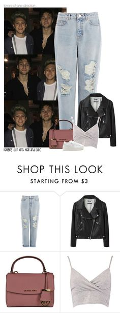 """Hanging out with Niall and Luke"" by lovers-of-one-direction on Polyvore featuring moda, Warehouse, Acne Studios e Michael Kors"