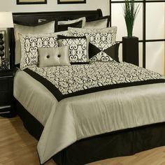 Abingdon 8 Piece Comforter Set $69.99