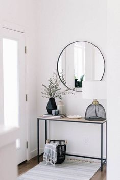 Projects - black interior design inspiration and modern lighting ideas from . Projects - black interior design inspiration and modern lighting ideas from the middle of the century by - Modern Home Design, Interior Design Minimalist, Black Interior Design, Minimalist Decor, Minimalist Kitchen, Modern Decor, Minimalist Bedroom, Interior Modern, Interior Design Simple