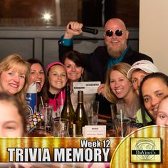 1st place winners!  Sign up for a chance to come in 1st place.  http://davincisdelivers.com/trivia-signup/