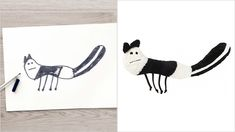 IKEA Turns Kids' Drawings into Real Toys to Help Promote Children's Education - My Modern Met