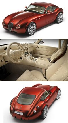 Wiesmann GT MF4 - Beautiful automobile