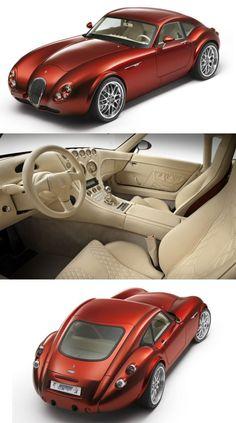 Wiesmann GT MF4 - Beautiful automobile