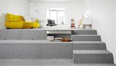 Dachwohnung-Treppe-Stauraum