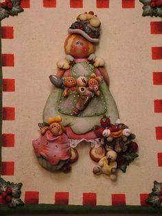 Resultado de imagen para my joyful moments handcrafted clay ornaments