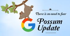 Google brought some big new changes to the local search. Are you ready for it? #Google changed #LocalSearch rankings with the #PossumUpdate. To get more insight about these changes & learn how to deal with this update please click here- http://bit.ly/2fRlErq