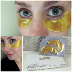 new spa lifting anti-age collagen eye patches