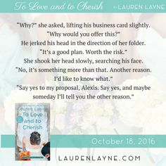TO LOVE AND TO CHERISH (The Wedding Belles #3) by Lauren Layne Published Oct 18th 2016 #Review #NewRelease   Ms C's Diversions