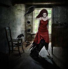 DOMESTIC STRANGER (edit) by chryssalis.deviantart.com on @DeviantArt