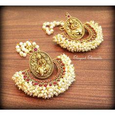 Bollywood superhit polki ramleela earrings