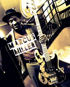 Marcus Miller dévore le Jazz et la Bretagne à l'Olympia !