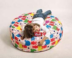 Puojd (Michaela Bednárová) and Tuli - winner at Moddom Bean Bag Chair, Furniture, Color, Design, Home Decor, Decoration Home, Room Decor, Colour