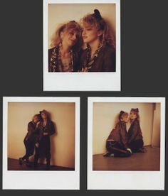 Madonna : On The Cover Of A Magazine OTCOAM rare madonna photos: 1984 Desperately Seeking Susan Polaroids Herb Ritts Session Behind The Scen...