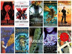 Inspiring fictional books