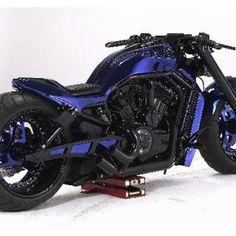 V Road Muscle Harley Davidson 00254