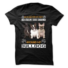Do you love your French Bulldog? This shirt is for you!