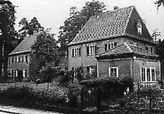1908 Gartenstadt Hellerau bei Dresden, 1909-1912 ausgeführt Dresden, Hans Poelzig, Erich Mendelsohn, Walter Gropius, Urban, House Styles, Weimar, Hip Roof, Architecture