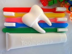 A personal favorite from my Etsy shop https://www.etsy.com/listing/72258058/dentist-soap-toothbrush-toothpaste-tooth