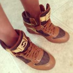 MK shoes.