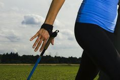 Nordic Walking vs. Exerstriding Technique with Walking Poles