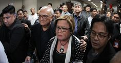 Leila de Lima, Critic of Duterte, Is Arrested in the Philippines - The New York Times