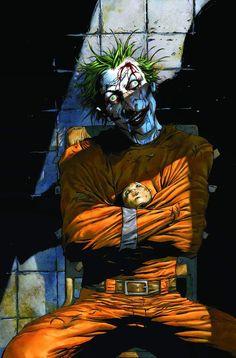 The Joker by Tony Daniel