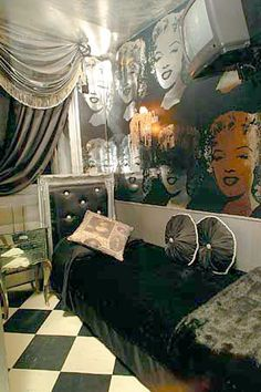Pavilion Fashion Rock and Roll Hotel | Hotel insolite à Londres | Hotels-insolites.com