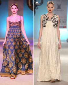 WeddingSutra Valaya showcases Tasveer at Delhi Couture Week 2011