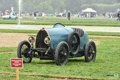 Bugatti Type 13 Brescia à Chantilly Arts et Elegance #MoteuràSouvenirs Reportage…