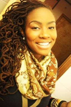 I am in love with Curly locs! :: Shop Loc Accessories at DreadStop.Com