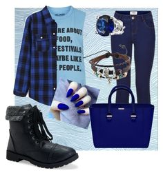 """""""Outfit #103"""" by secretlynerdyfangirl ❤ liked on Polyvore featuring Topshop, Bling Jewelry, Trend Cool and Aéropostale"""