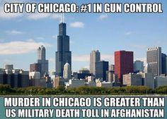 Gun control only serves to control your ability to own a gun.